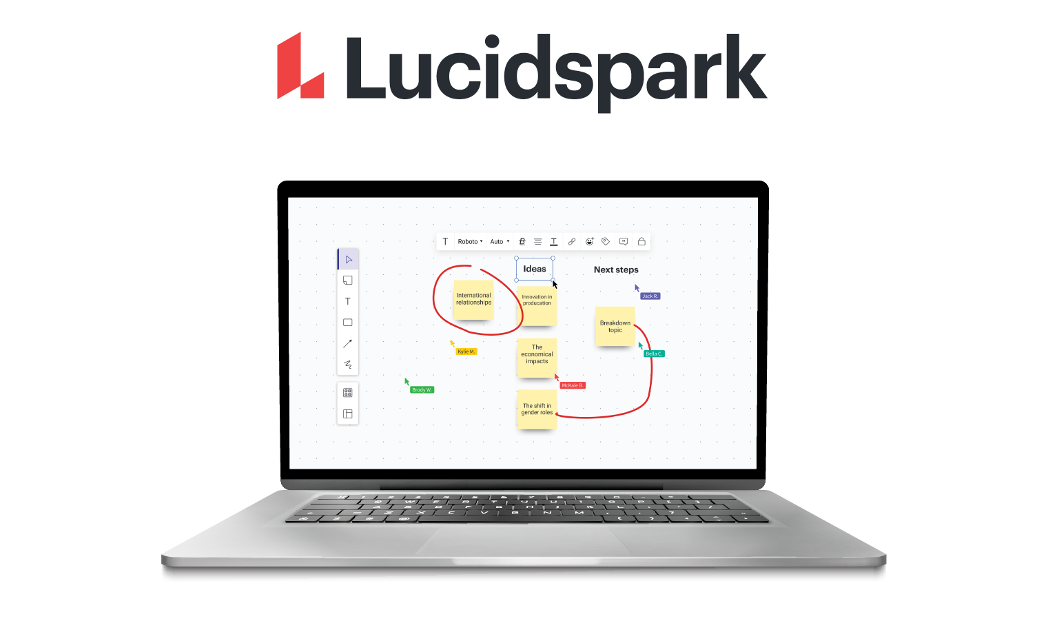 Lucidspark in education