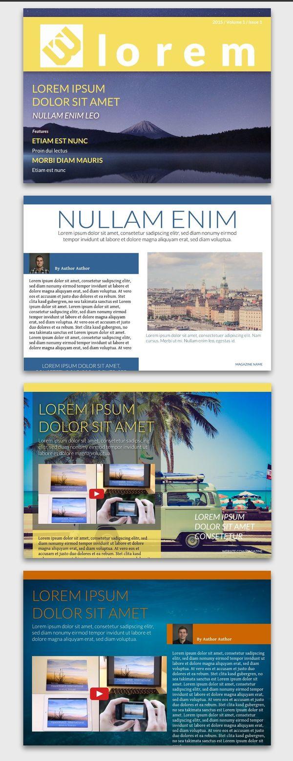 Aficionado e-Magazine Inspiration