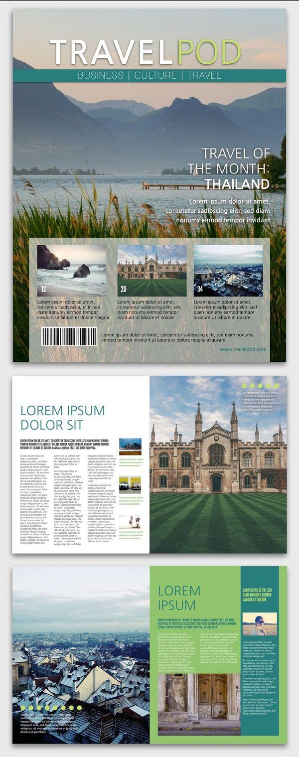 Showcase Travel Magazine Inspiration