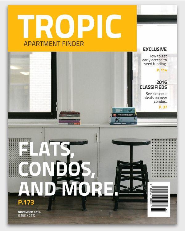 Tropic Magazine Inspiration