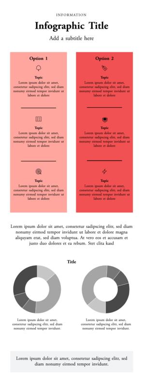 Comparison Infographic