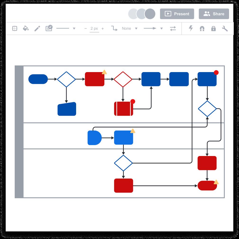 Bereik consensus met een visuele taal