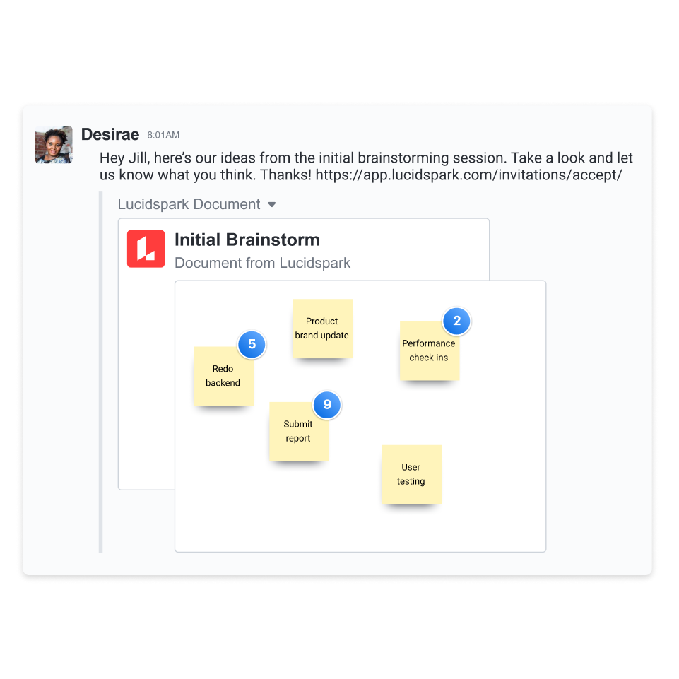 Slackアプリとの連携で、いつでも、どこでも共同作業が可能