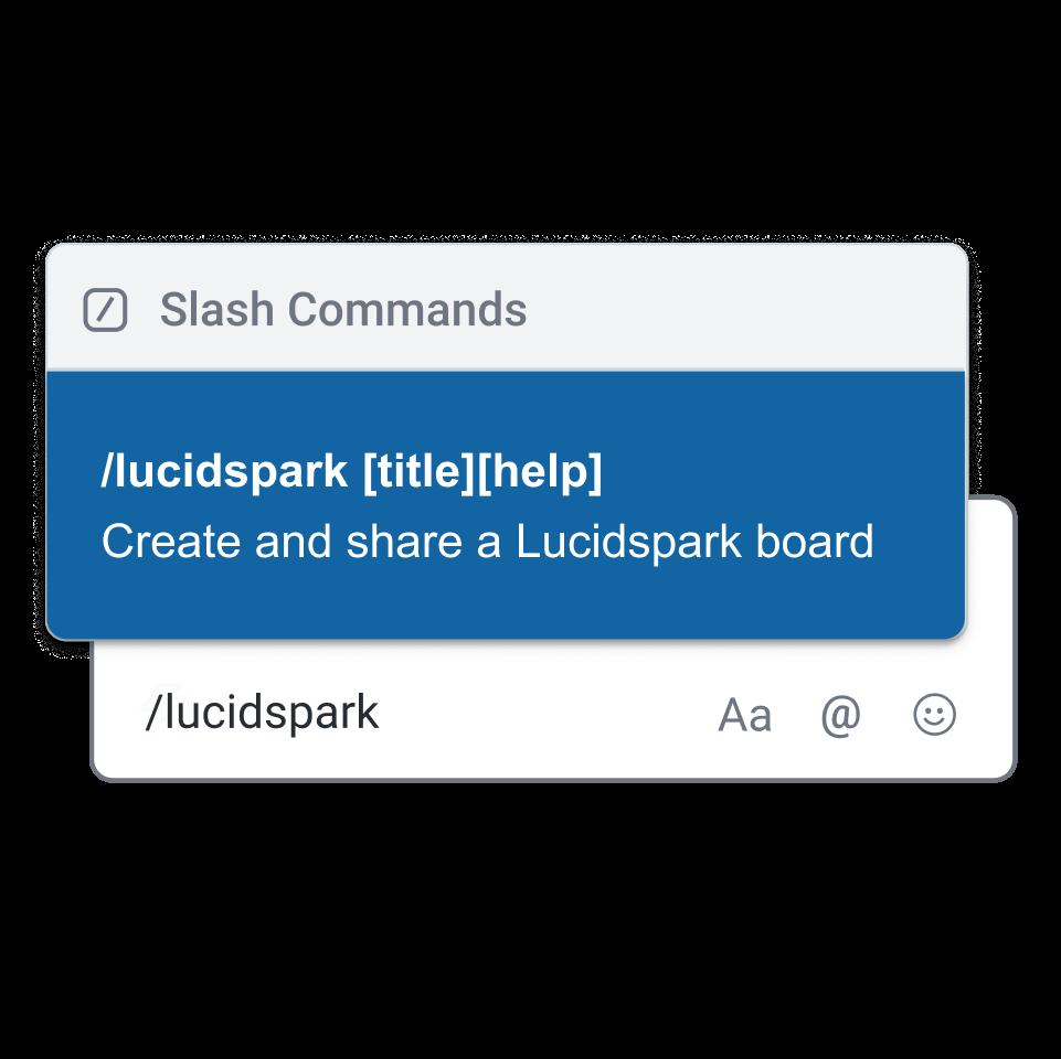 Slack チャットからアイデアに展開
