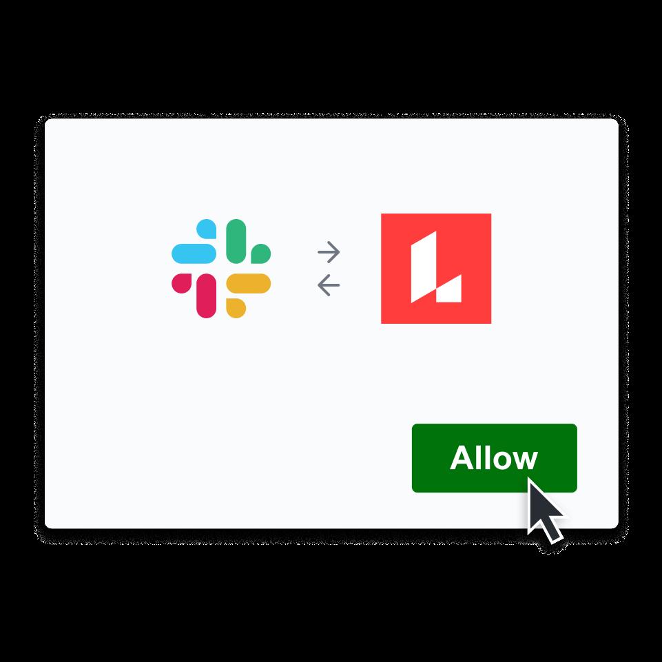 簡単Slack連携ステップ