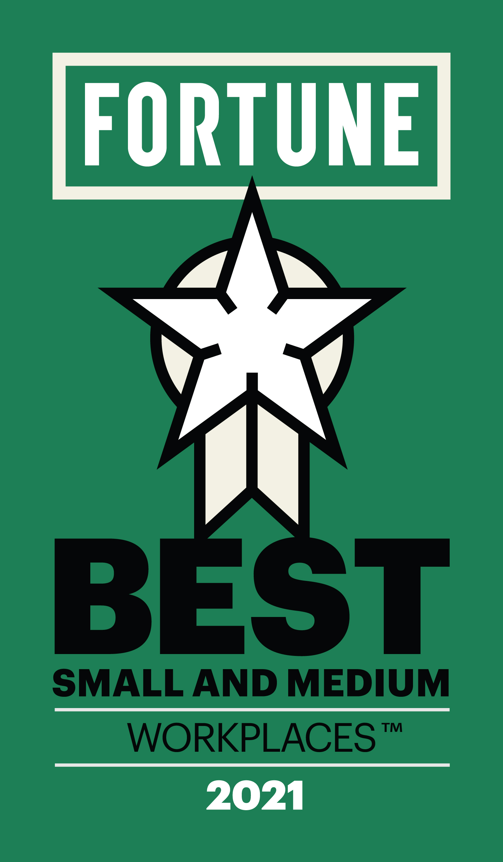 Best Small & Medium Workplace for 4th Consecutive Year
