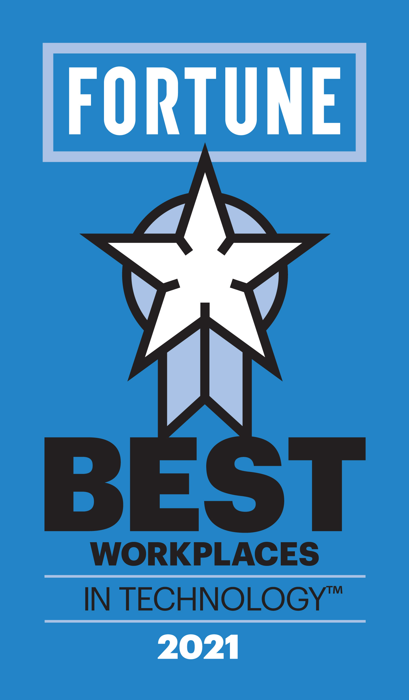 Best Workplace in Technology for 2nd Consecutive Year