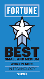 Best small and medium workplaces in technology