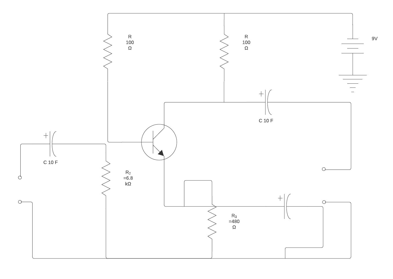Schematic diagram example
