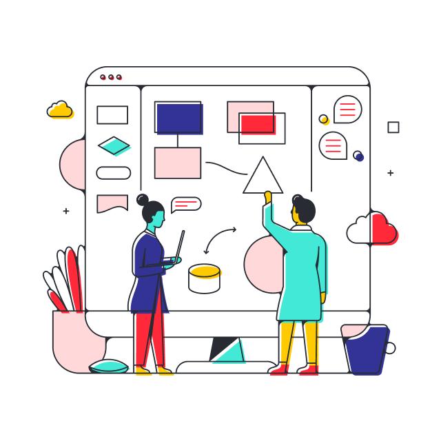 colaboración gráfica