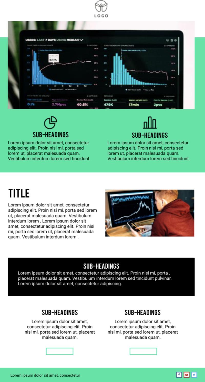 data newsletter