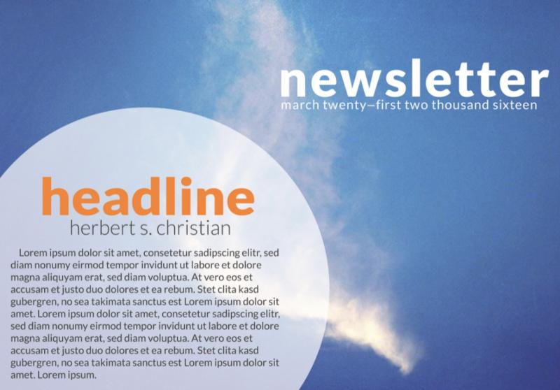 orbital digital newsletter