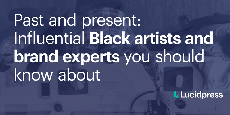 Past And Present Influential Black Graphic Designers You Should Know About Lucidpress