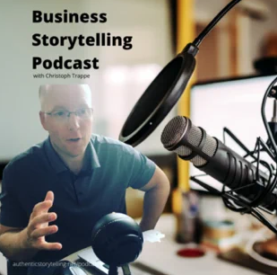 Business Storytelling Podcast cover image