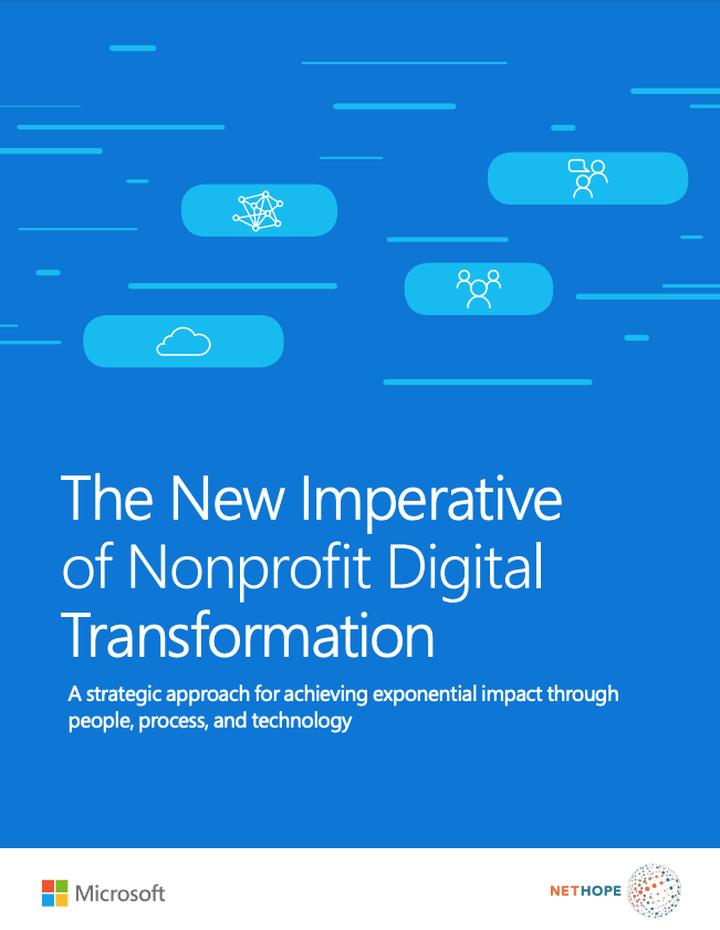 Microsoft and NetHope white paper