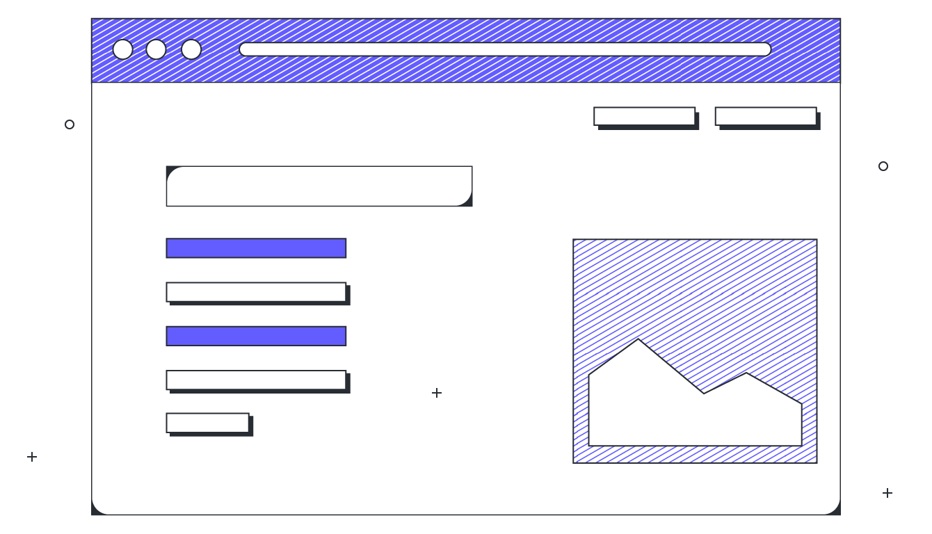 Online wireframe tool