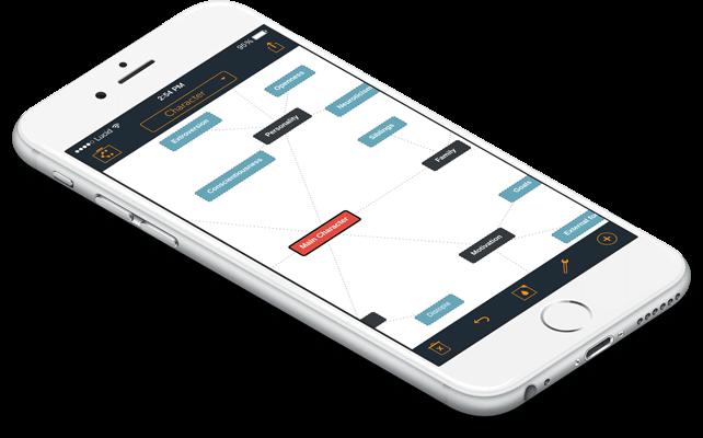 Lucidchart モバイルアプリ