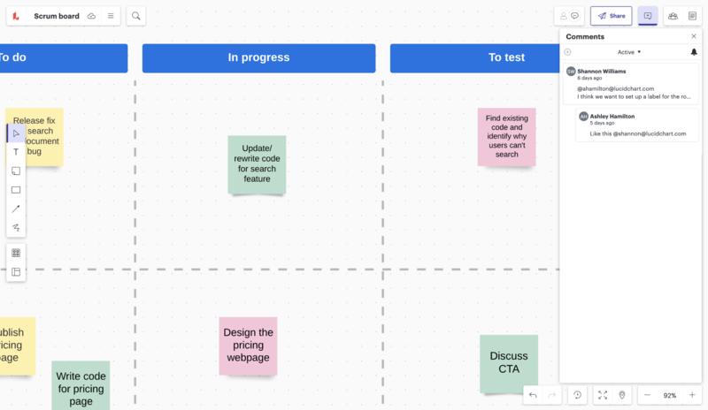 online sprint planning tool