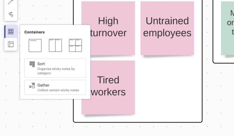 affinity diagram tool